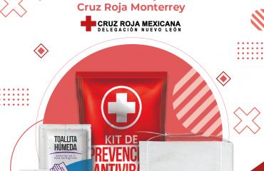 Kit Cruz Roja